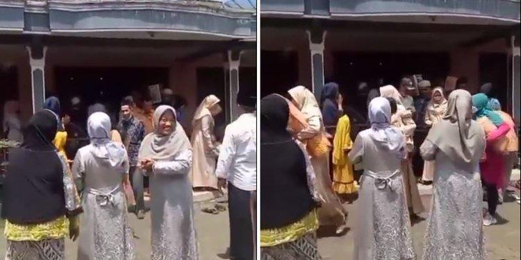 Kocak Bikin Ngakak, Rombongan Pengantin Salah Alamat Gara-Gara Keliru Share Loc | merdeka.com