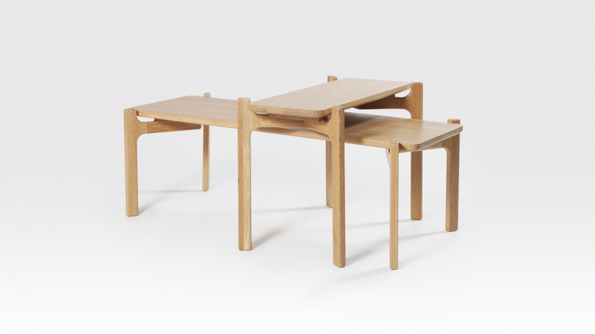 oak side table side tables modern