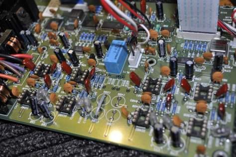 040 Musical Fidelity Tri-Vista SACD Player Restoration & Modification