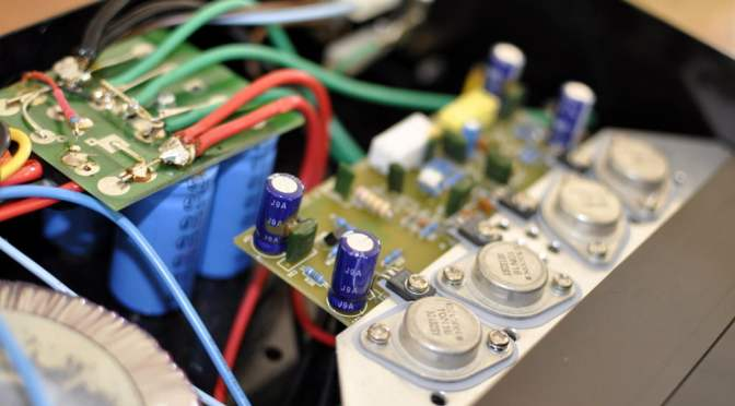 The Redgum RGi120 Integrated Amplifier – Australian Quality? You Decide…