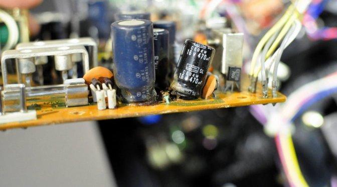 The Sansui Corrosive Glue Problem
