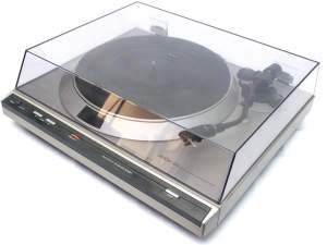 Denon DP-30L Turntable Service & Review