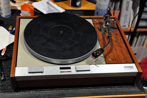 DSC6213-1024x680 Thorens TD-125 Turntable Repair & Restoration