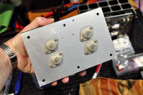 DSC6560-1024x680 Luxman M-4000A Amplifier Repair & Restoration