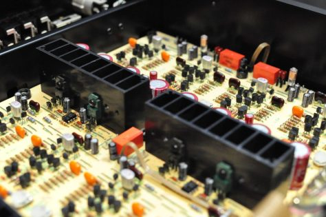DSC6631 Accuphase C-202 Line-Level Preamplifier Service & Review
