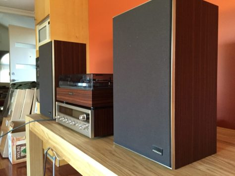 IMG_2156 Gorgeous Vintage Pioneer Hifi System for Sale
