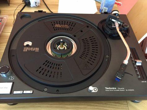 IMG_1105-0 Servicing the Legendary Technics SL-1200 Direct-Drive Turntable