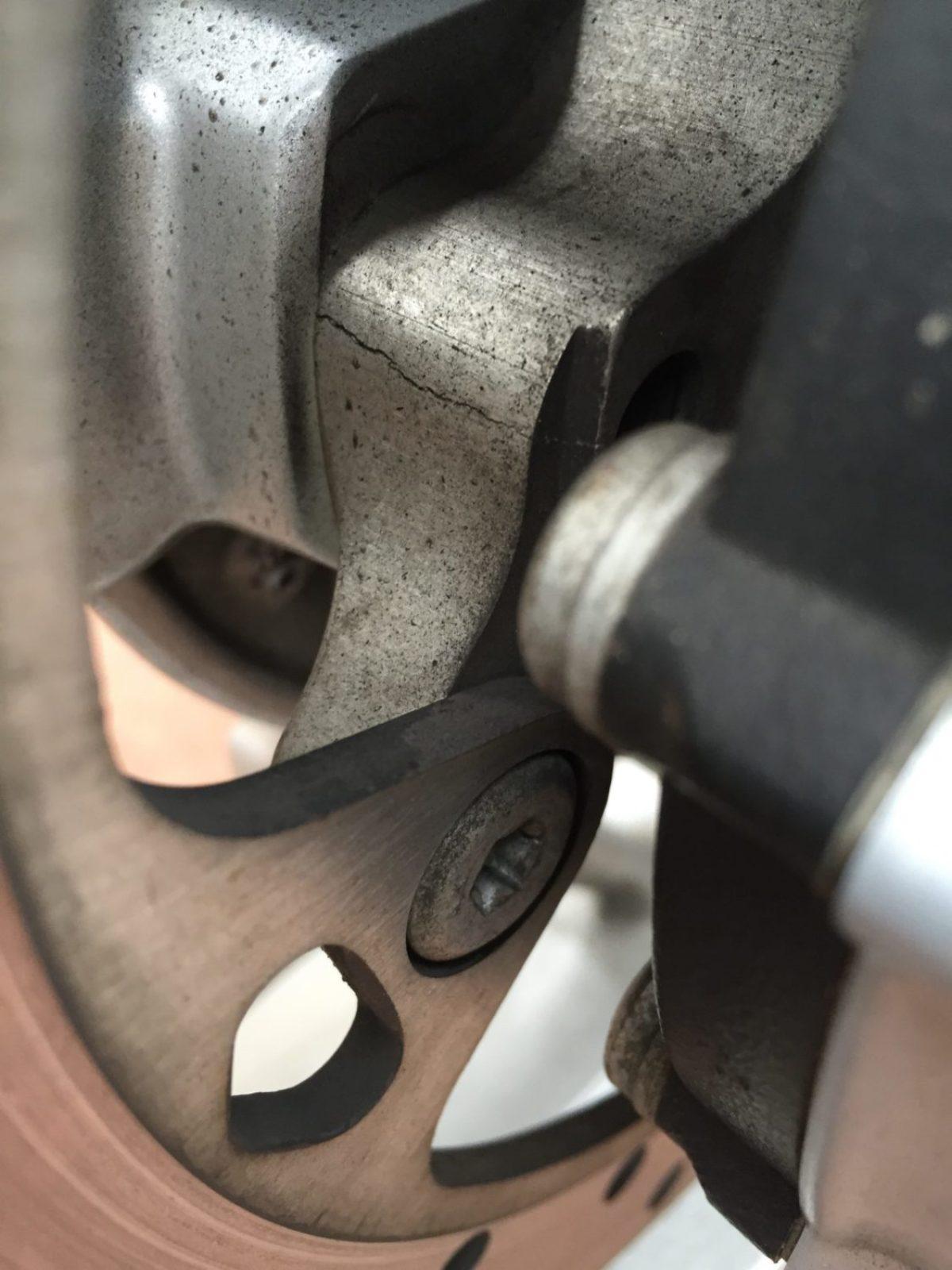BMW R1200R problems