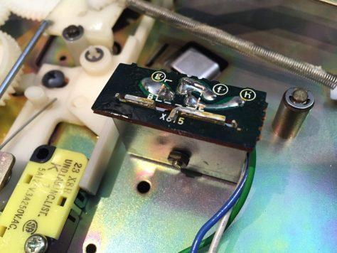IMG_2267 JVC QL-F4 DD Turntable Repair & Service