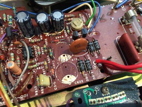 IMG_2272 JVC QL-F4 DD Turntable Repair & Service