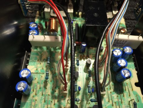 IMG_2405 Marantz SM-80 Amplifier Repair & Restoration