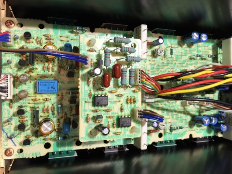 IMG_2425 Marantz SM-80 Amplifier Repair & Restoration
