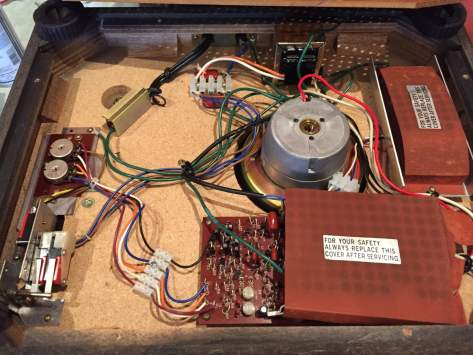 IMG_2887 Denon SL-7D Direct-Drive Turntable Service & Repair