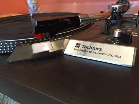 IMG_2809-0 Technics SL-23 Belt-Drive Turntable Service & Repair