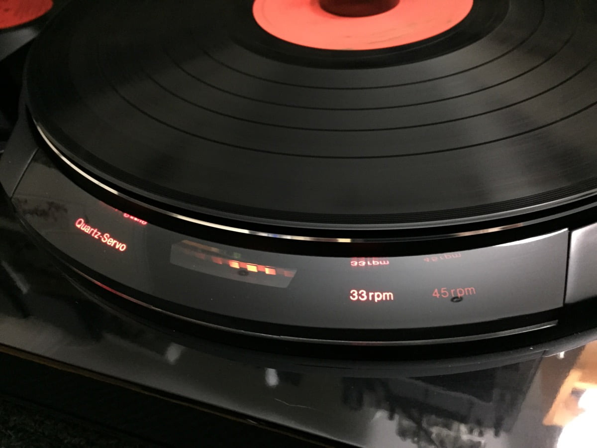 Sansui SR-929 NOS Turntable Unboxing and Set-Up!