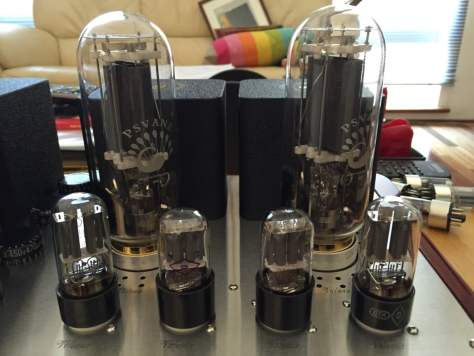 IMG_3008 Music Angel Class-A 845 Tube Amplifier for Sale