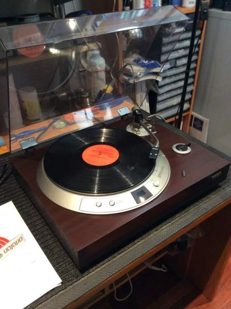 IMG_0157 Repairing a Denon DP-1200 Turntable with Speed Issues