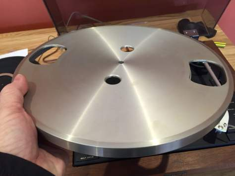 IMG_2751 Pioneer PL-A35 Belt-Drive Turntable Repair