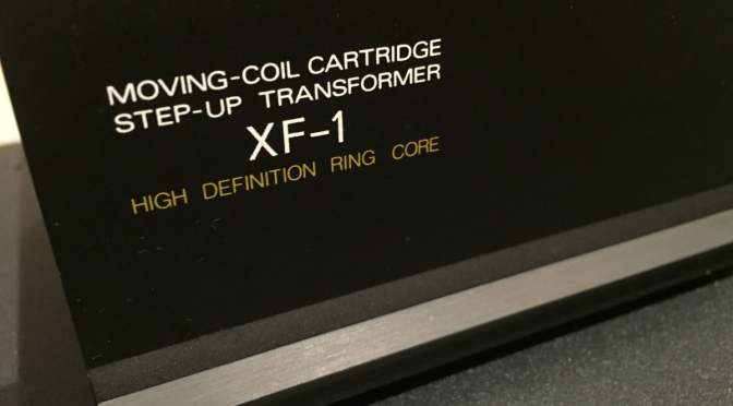 Fidelity Research XF-1 Moving Coil Step-up Transformer Review