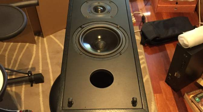 Krix Centrix Premium Center Channel Home Cinema Speaker For Sale!