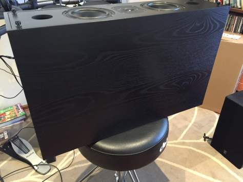 Krix Centrix Premium Center Channel Home Cinema Speaker For Sale