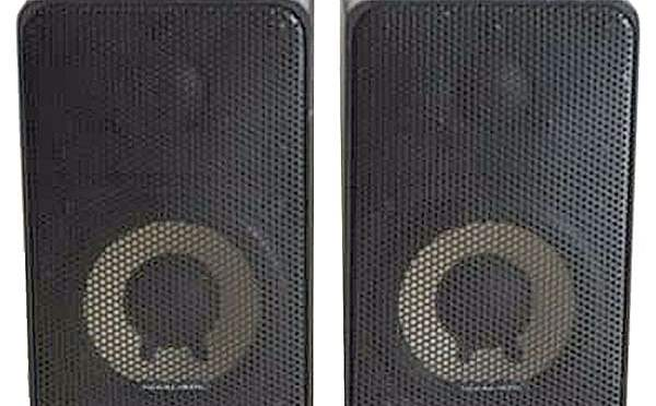 Realistic Minimus 7 Speaker Upgrade
