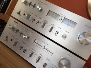Yamaha CA-610 and CA-710 Integrated Amplifier Service & Repair