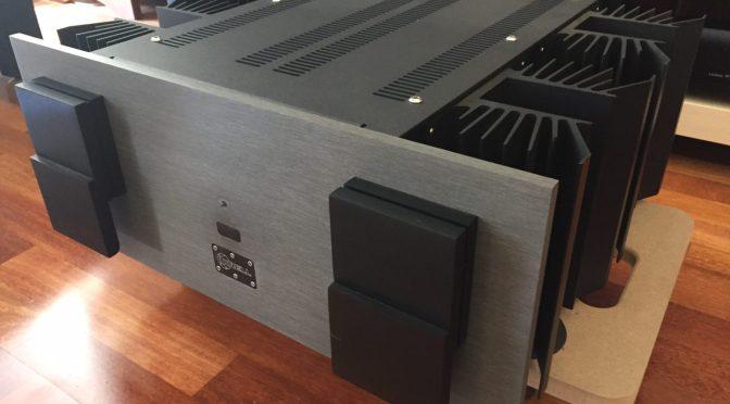 Krell KSA-150 Amplifier Repair & Restoration