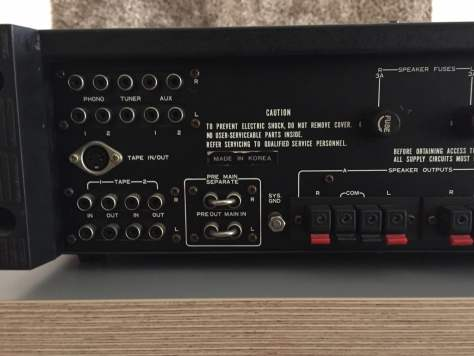 img_6143 Lovely Lenco A-50 Integrated Amplifier for Sale
