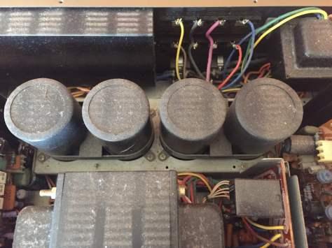 img_6227 Dead Filter Capacitors, Marantz PM-8 Restoration