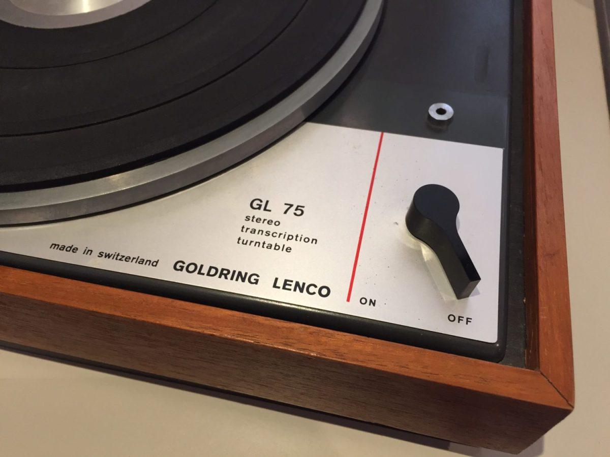 Lenco GL75