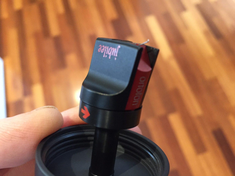 Stunning Ortofon MC Jubilee Moving Coil Cartridge for Sale