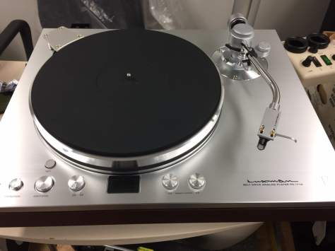 img_7395 Luxman PD-171A Turntable On-Site Installation - Luxman Super-System!