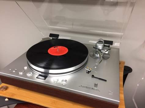 img_7405 Luxman PD-171A Turntable On-Site Installation - Luxman Super-System!