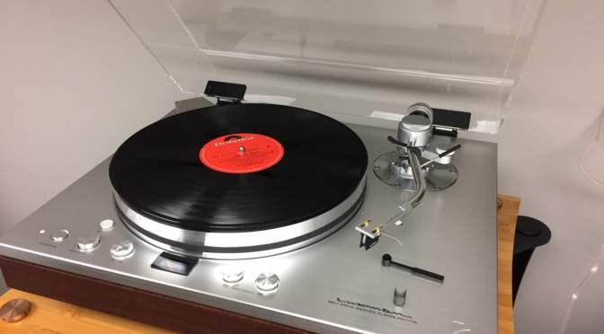 Luxman PD-171A Turntable On-Site Installation – Luxman Super-System!
