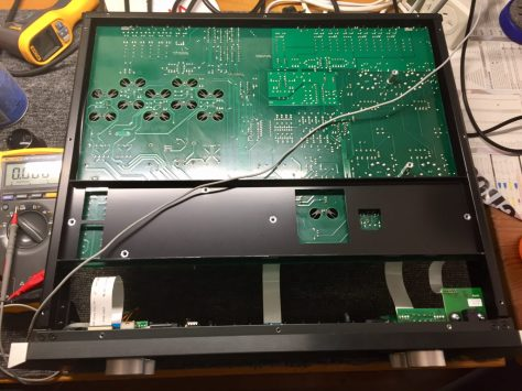 img_8345 McIntosh C220 Preamplifier Repair