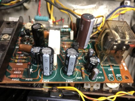 img_9196 Marantz 2330 Monster Receiver Restoration & Repair