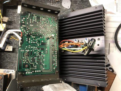 img_9208 Marantz 2330 Monster Receiver Restoration & Repair