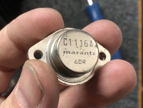 img_9210 Marantz 2330 Monster Receiver Restoration & Repair