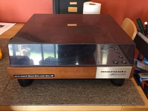 img_6188 Marantz Model 6300 Turntable Service & Overview
