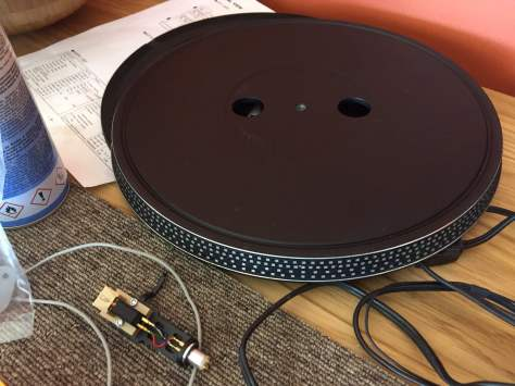 img_6193-1 Marantz Model 6300 Turntable Service & Overview