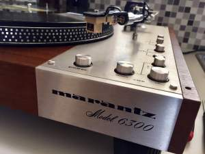 Marantz Model 6300 Turntable Service & Review