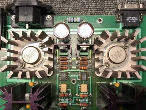 Krell Krc Hr Ultimate Preamplifier Restoration Amp Repair