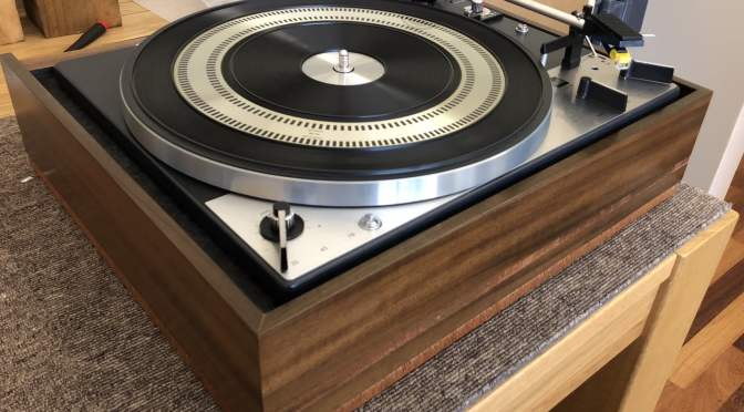 Dual 1219 Idler-Drive Turntable Major Service & Repair