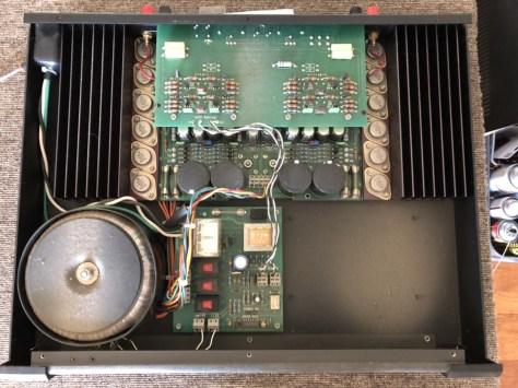 img_1668 Krell KAV-150a Power Amplifier Repair & Restoration