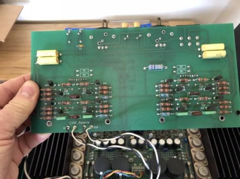img_1673 Krell KAV-150a Power Amplifier Repair & Restoration