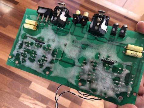 img_1676 Krell KAV-150a Power Amplifier Repair & Restoration