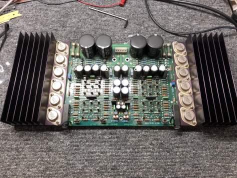 img_1681 Krell KAV-150a Power Amplifier Repair & Restoration