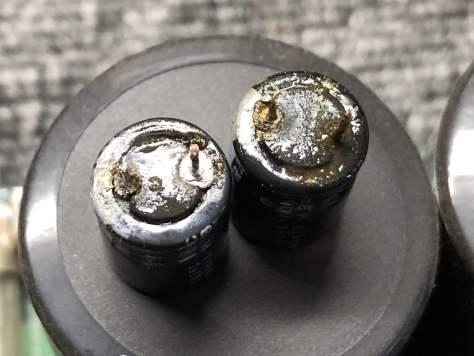 img_1688 Krell KAV-150a Power Amplifier Repair & Restoration