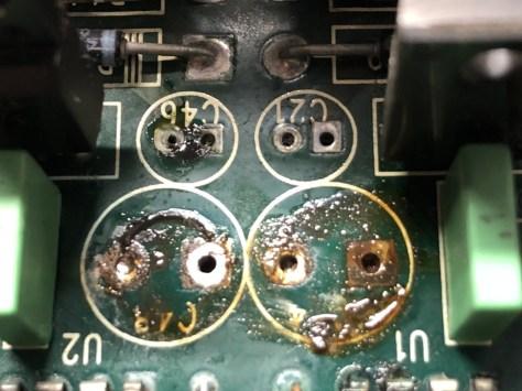 img_1691 Krell KAV-150a Power Amplifier Repair & Restoration